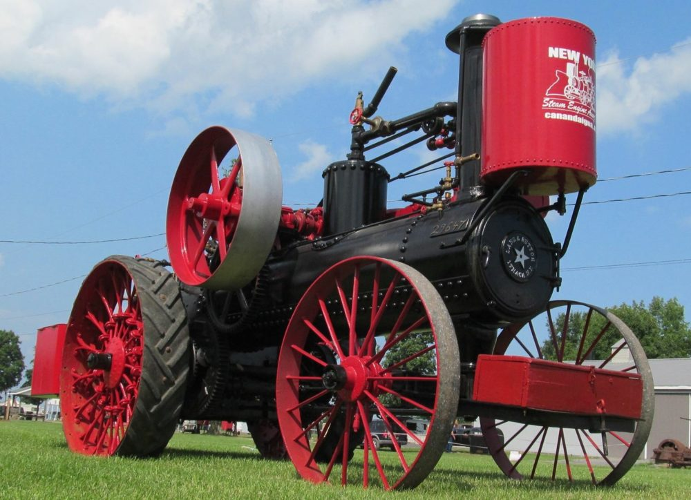 New York Steam Engine Association